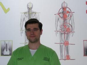 Podologo experto en Biomecánica y podología deportiva