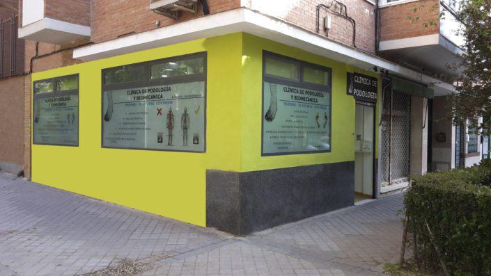 Podologos en Madrid - Podólogos en Moratalaz